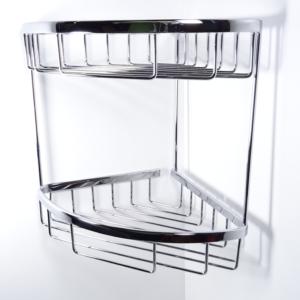 Float Double Corner Wire Basket 2