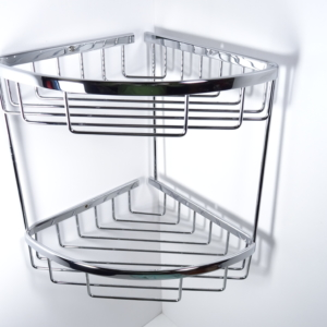Float Double Corner Wire Basket 4