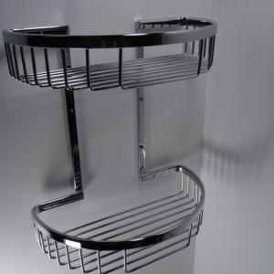 Float Semi Circular Wire Basket 2