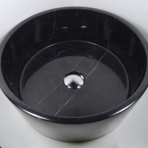 Arif Black Washbowl 1